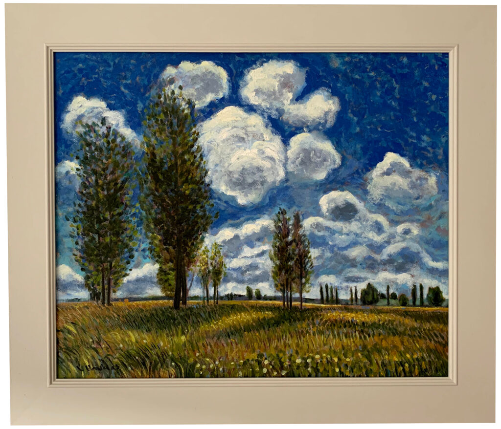 After Alfred Sisley